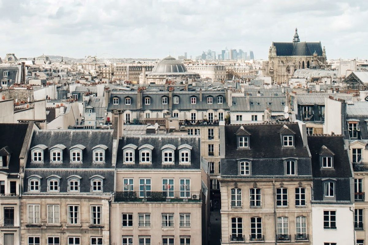 Parisian houses equipped with AMR consumption meters noventic group